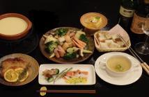 【冬期限定】チーズフォンジュ付き洋食コースを楽しむプラン
