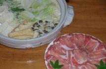 【冬期限定】あったかい豆乳鍋を楽しむプラン