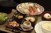 【海鮮食材】海の幸を陶板焼きで楽しむプラン